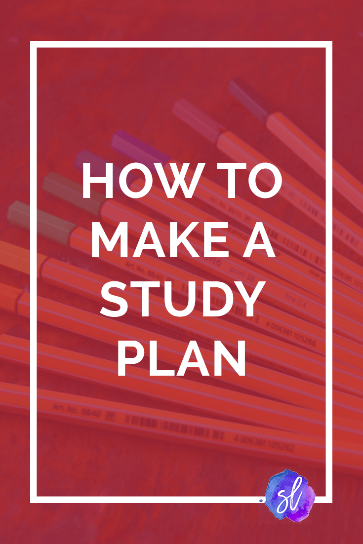 Learn how to make a study plan for finals! Draft a schedule for exams from start to finish. Save now and click through to read!